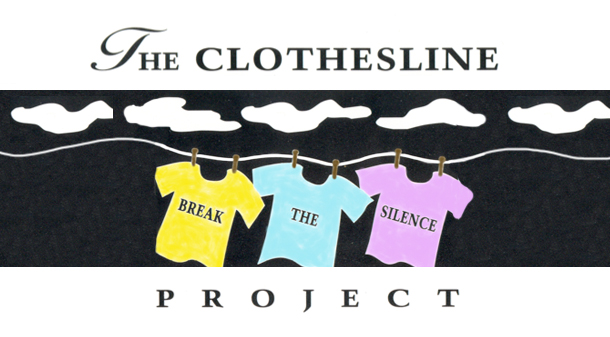 Design a T-Shirt for the Clothesline Project
